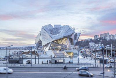 Les Architecteurs à Lyon.