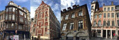 Les Architecteurs à l'assaut de la cité nordique.