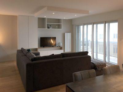 Appartement avec vue.
