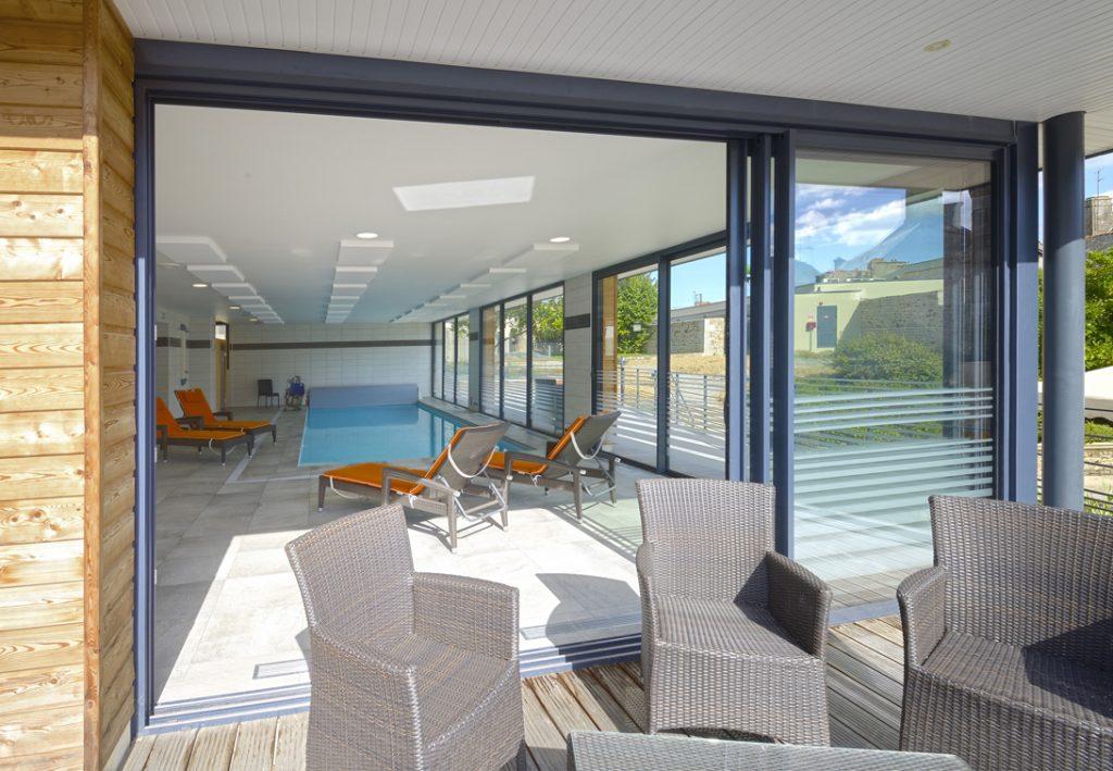 Hotel saint brice en cogles aprime architecteurs for Les architecteurs rennes